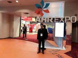 AHR EXPO LAS VEGAS 2017 2