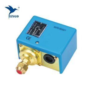 Pressostato regolabile per gasolio acqua refrigerata