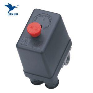 valvola di controllo dell'interruttore a pressione del compressore d'aria per impieghi gravosi 12 bar Comando a 4 vie per compressore d'aria