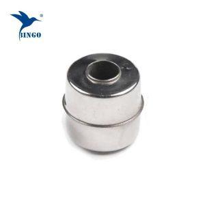 Sfera galleggiante a forma di cilindro in acciaio inossidabile