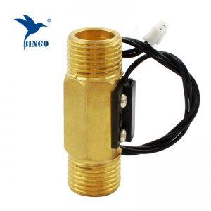 Flussostato per acqua in ottone magnetico DN15 maschio