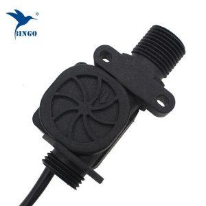 """Sensore del flusso d'acqua da 1/2 """"bsp dn15"""