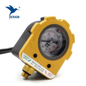 regolatore di pressione della pompa dell'acqua digitale automatico domestico intelligente interruttore 220v