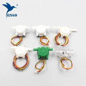 Sensore di flusso dell'acqua di dimensioni standard per scaldabagno