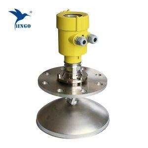 Trasmettitore di livello radar con uscita ad alta frequenza 4-20 mA per polvere forte