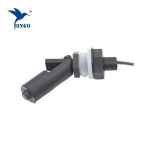hittech sensore di livello dell'acqua liquido orizzontale pp montaggio laterale galleggiante interruttore serbatoio