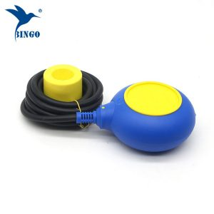 Interruttore a galleggiante per installazione verticale con approvazione CE ROHS