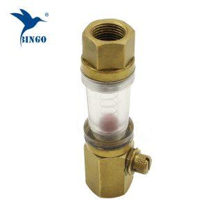 Sensore di flusso del contatore dell'acqua da maschio a femmina