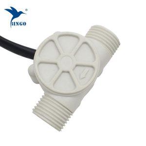 Sensore di flusso d'acqua per uso alimentare POM con uscita a impulsi