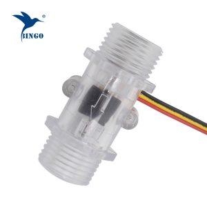 g1 / 2 dn15 3,5-24vdc 1-30l min sensore di flusso d'acqua