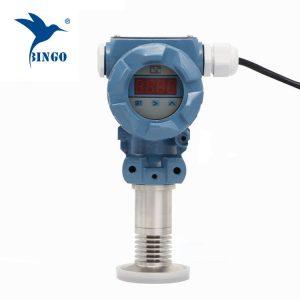 Trasmettitore di pressione a membrana a pressione con display a LED