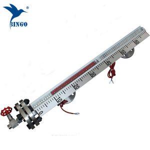 Indicatore di livello del galleggiante a vetro magnetico indicatore del livello del serbatoio liquido dell'olio d'acqua
