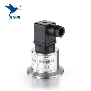 Sensore di pressione in acciaio inox, trasmettitore di pressione piezoresistivo per idrologia, anti-esplosione