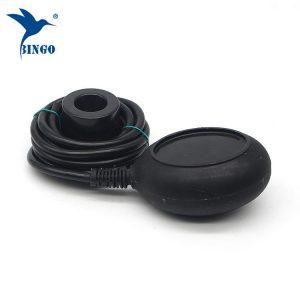 Interruttore a galleggiante serie quadrato nero / 4/5 rotondo rosso / nero / blu