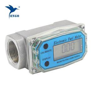 flussometro a turbina a cristalli liquidi misuratore di portata diesel