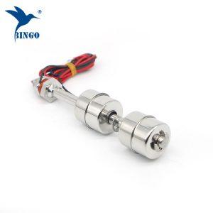 interruttore a galleggiante verticale per sensore di livello acqua a sfera in acciaio inox 500 mm 2
