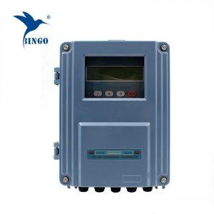 flussometro a ultrasuoni a parete con sensore di flusso ad ultrasuoni