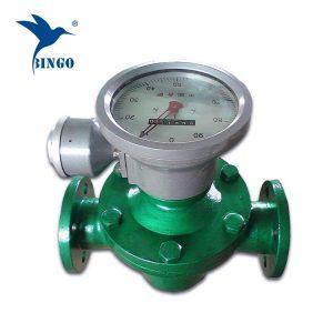 flussometro a ingranaggi ovali flussometro per gasolio