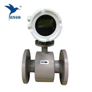 misuratori di portata flussometro elettromagnetico per acqua flangiato